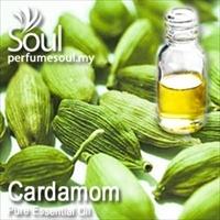 Pure Essential Oil - Cardamom Oil