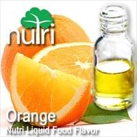 Food Flavor Orange