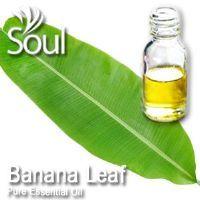 Pure Essential Oil - Banana Leaf Oil