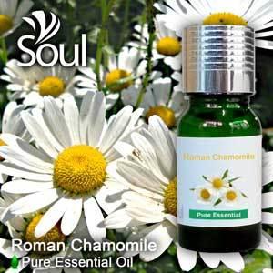 Pure Essential Oil - Chamomile - Roman Chamomile