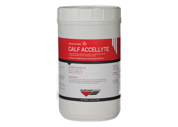 AccelLyte Calf Electrolyte A053