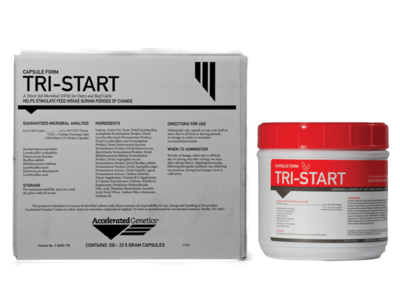 Tri-Start Bolus (Cow Care - Feed Additives)
