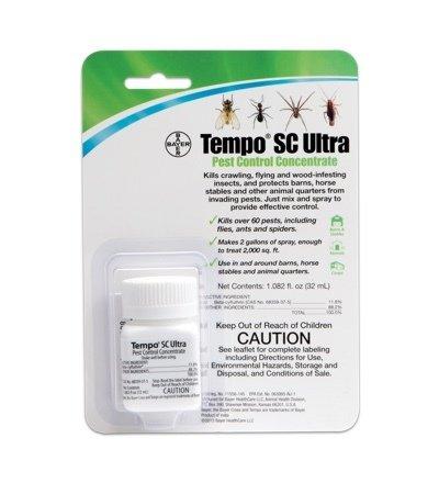 Tempo® SC Ultra Pest Control Concentrate