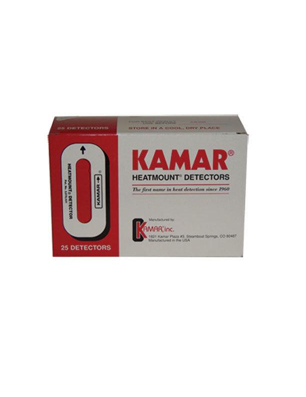 KAMAR® Heatmount™ Detectors (box of 50)