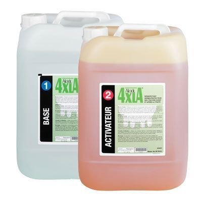 4XLA® Pre- and Post-Milking Teat Dip - 10 Gallon