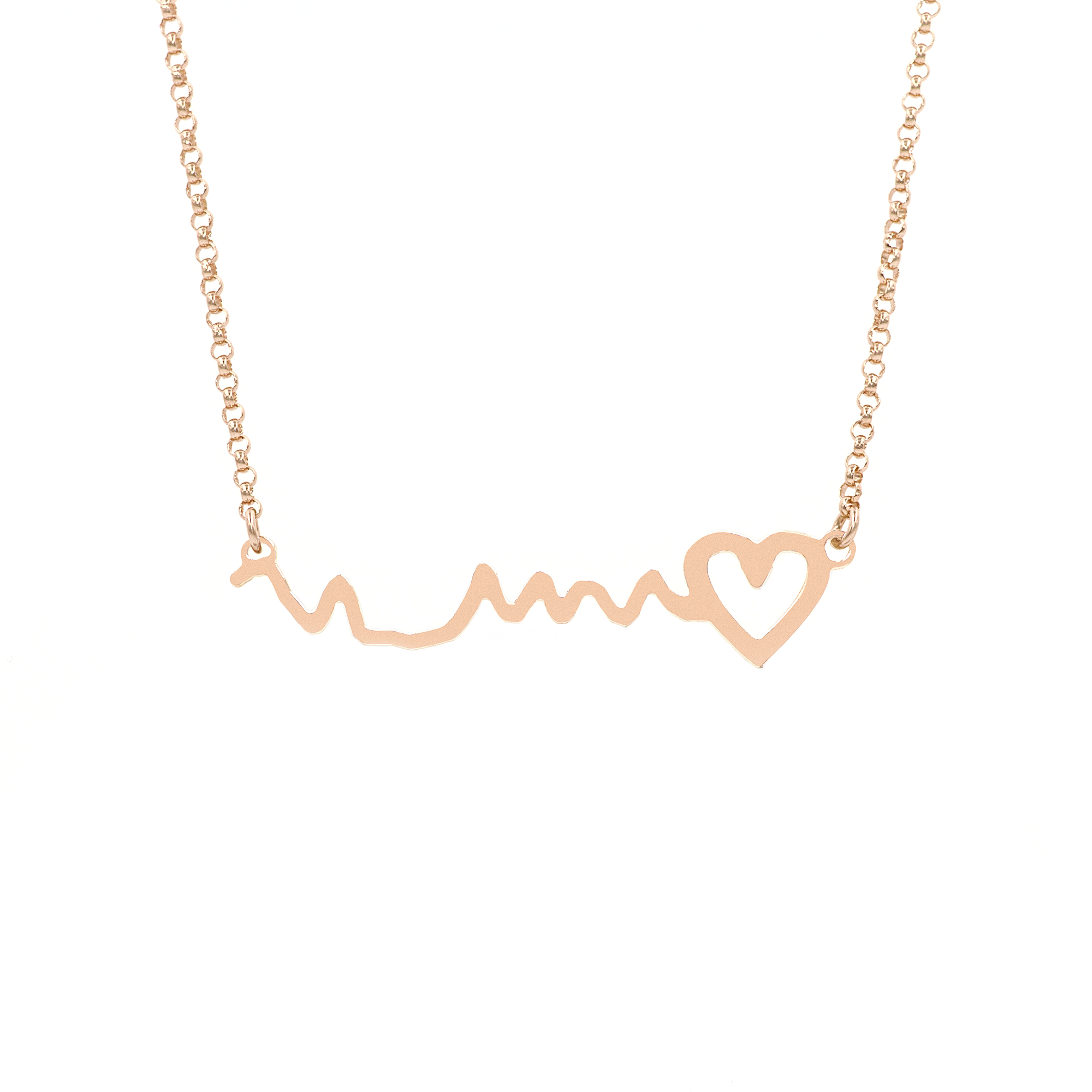 Original Cherished Heart Necklace 0008