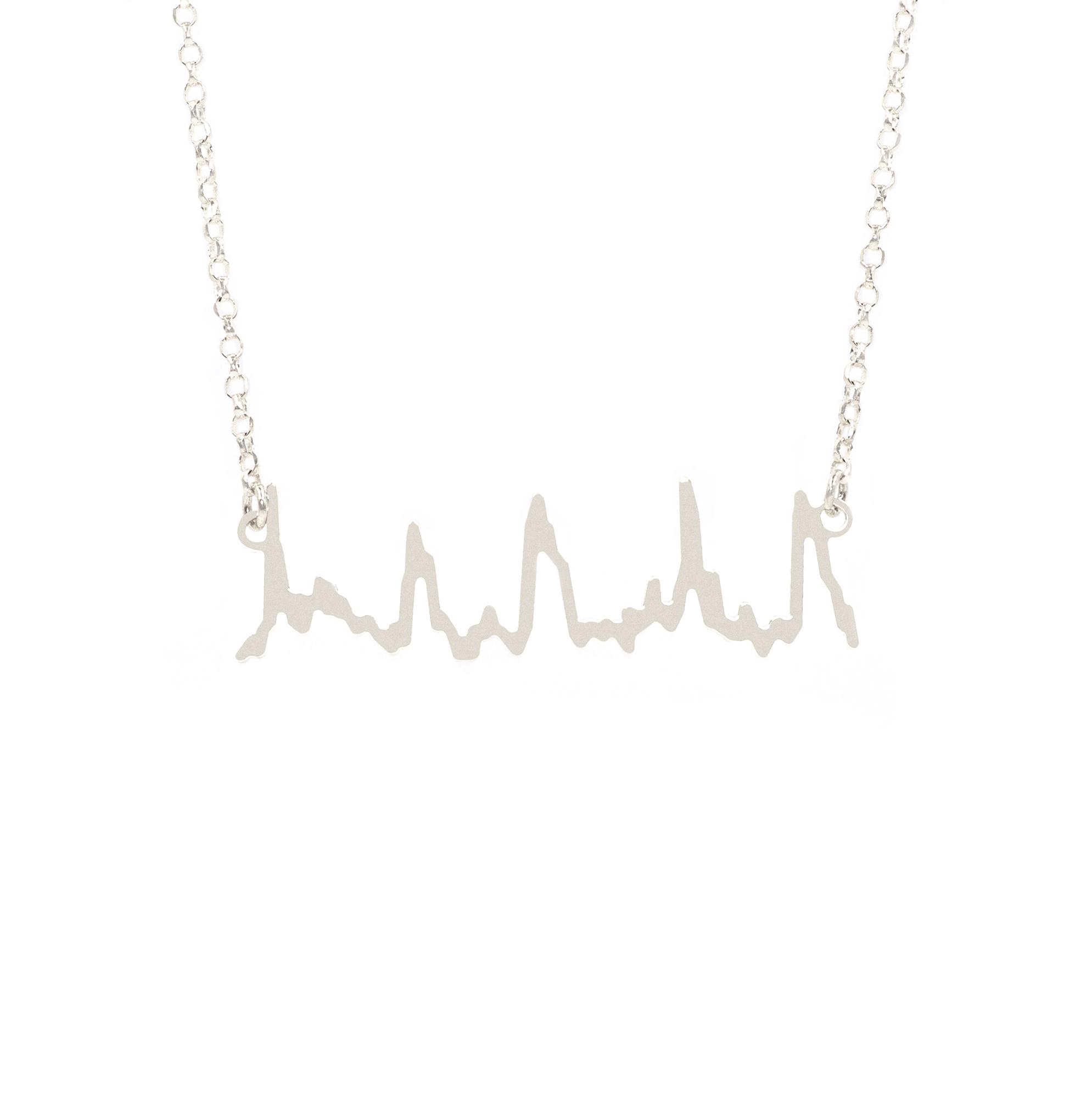 Original Heartbeat Necklace 0004