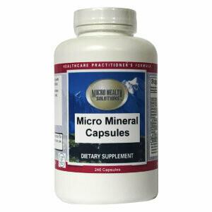 Micro-Minerals Capsules