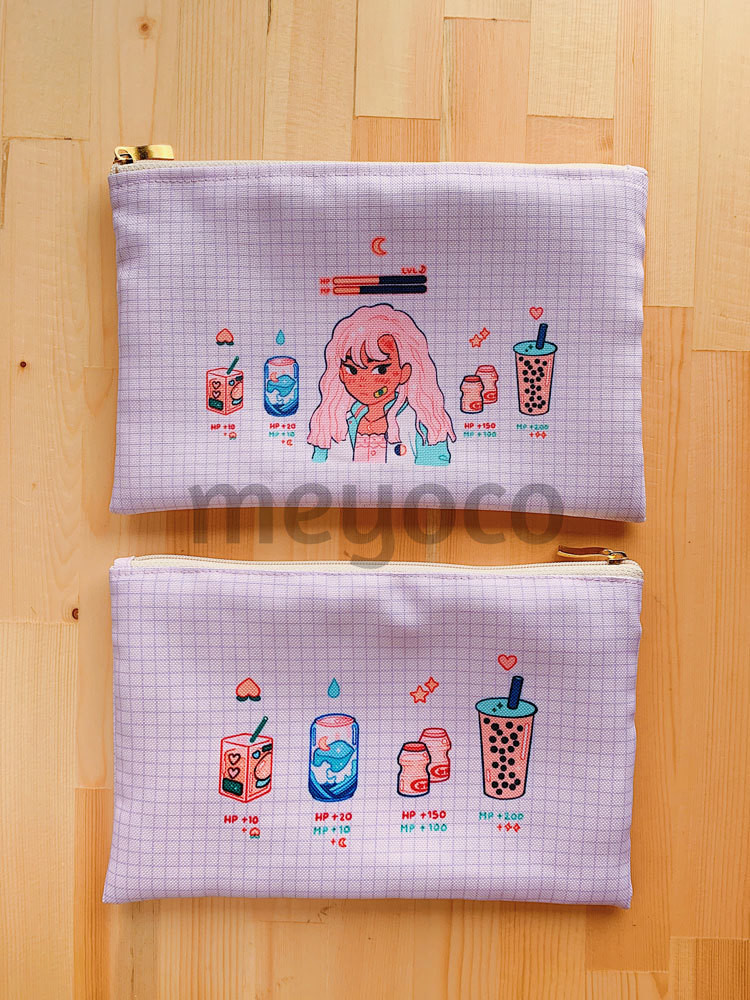 Level Moon Pouch
