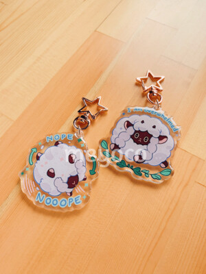 Fluff and Roll Charms