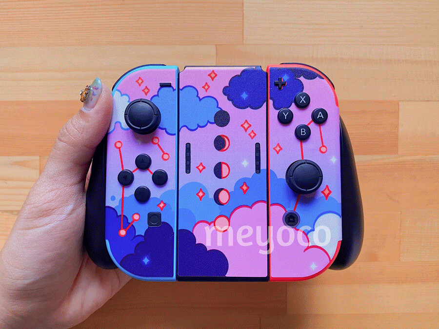Starry Sky Switch Decal