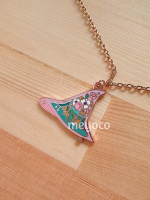 Witch's Hat Necklace