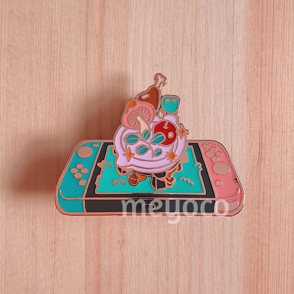 [LOW GRADE PINS] GRADE C Kitchen Enamel Pin