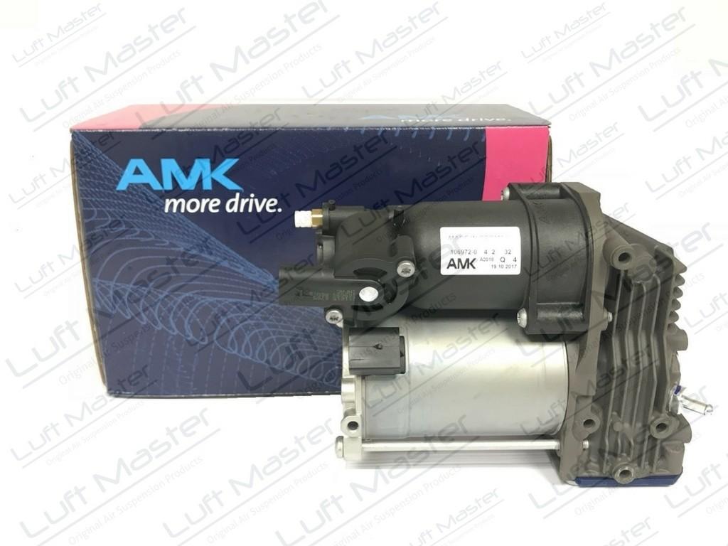 BMW X6 E72 õhkvedrustuse kompressor AMK originaal