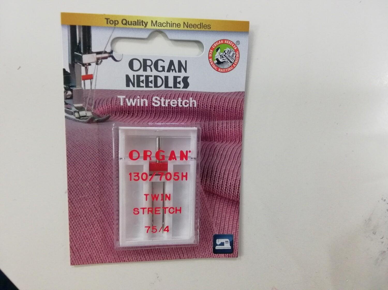 Organ kaksoisneula