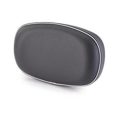 Black Backrest Pad