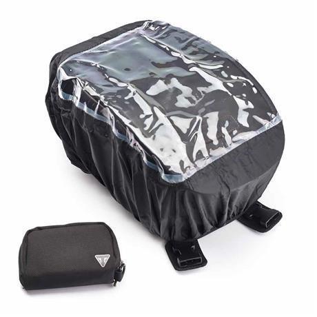 Rain Cover Waxed Cotton Tank Bag