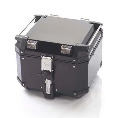 Tiger Expedition Aluminum Top Box Black
