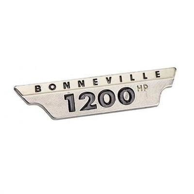 BONNEVILLE PIN BADGE