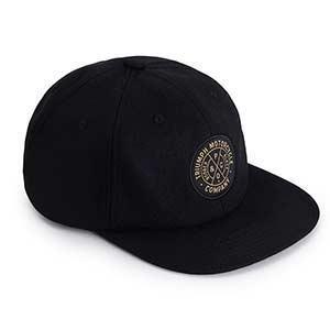 P&CO Bobber Black Cap