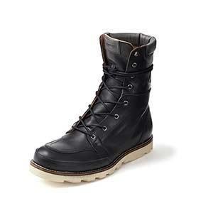 Stoke Black Boots