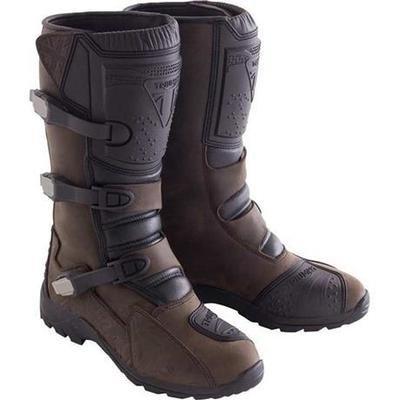 Brown Dirt Boots