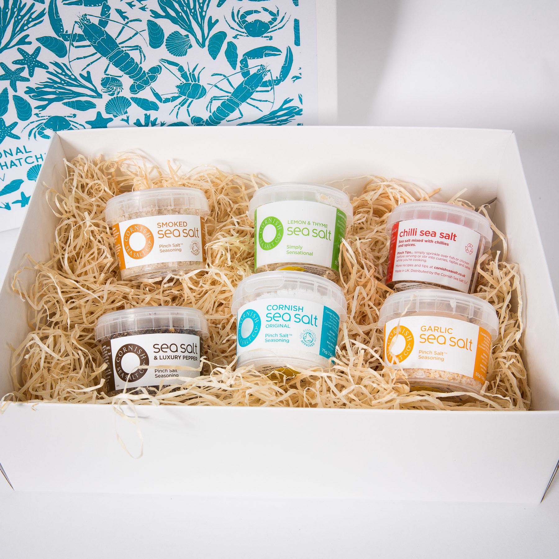 Cornish Sea Salt Hamper 00071