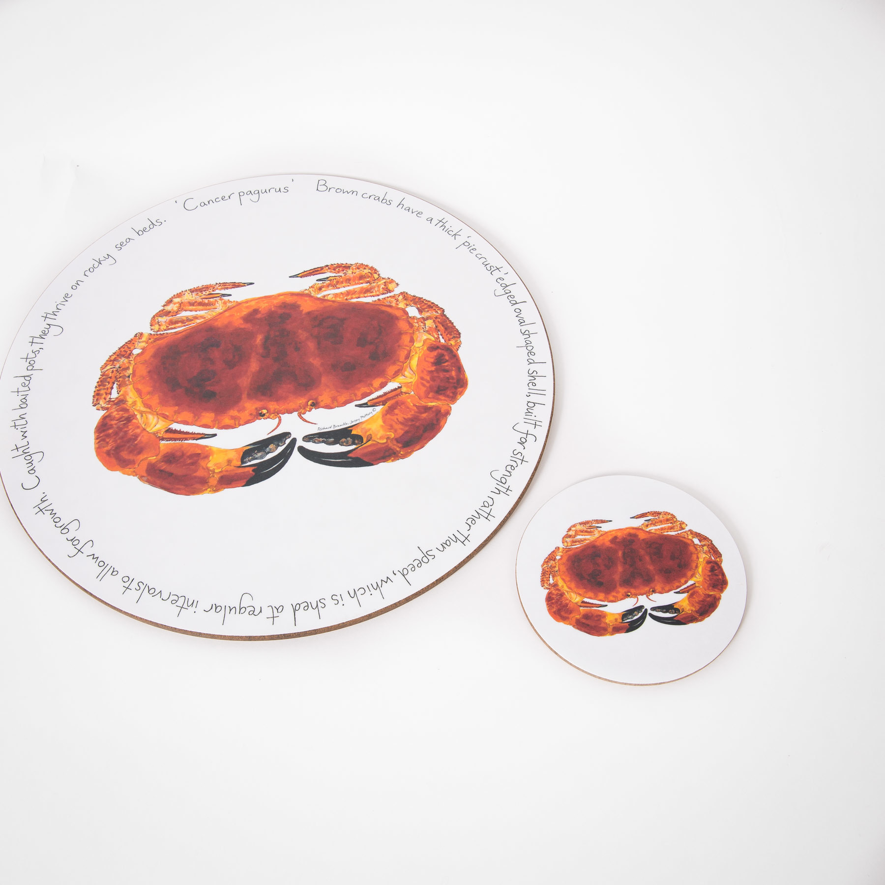 Richard Bramble Coasters