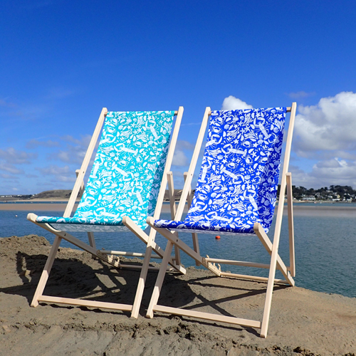 Adult Sealife Deckchairs (Special Price for 2) 00185