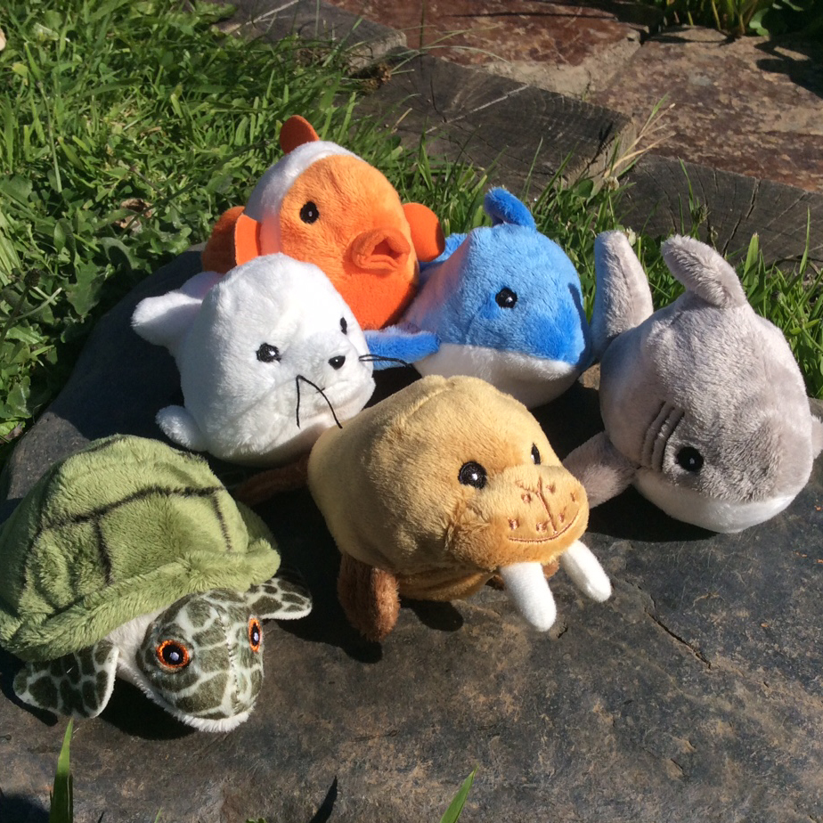 Cute Sea World Soft Toys 00200