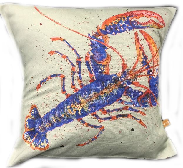 Lobster Cushion (Style)