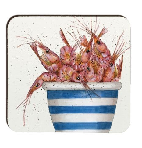 Pot of Prawns