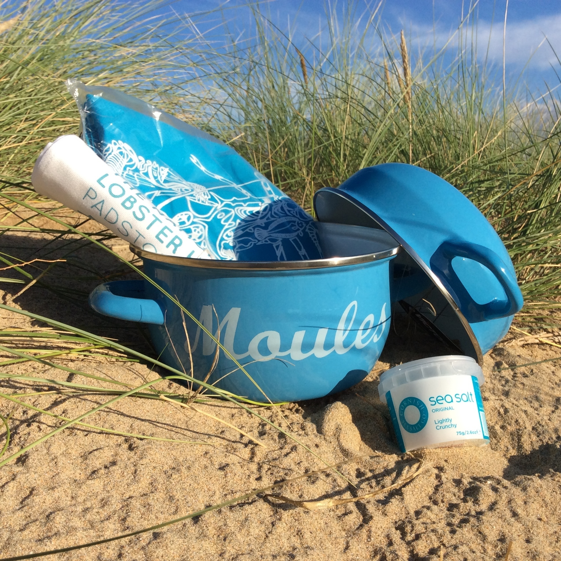 Fabulous Gift for a Moules Lover!