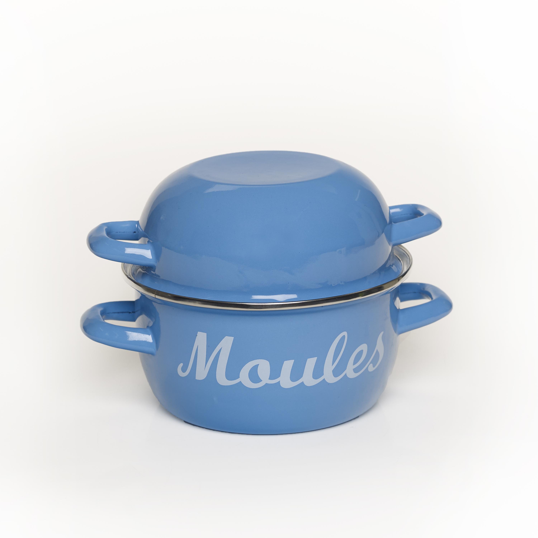 Medium Moules Pot