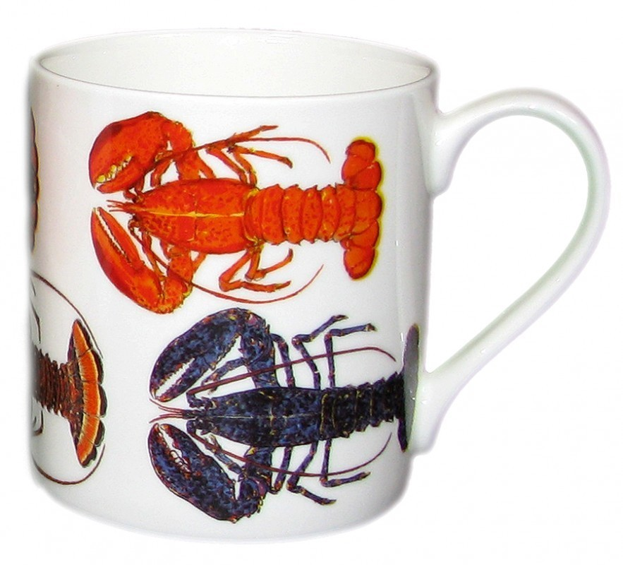 Richard Bramble Lobster Mug 00270