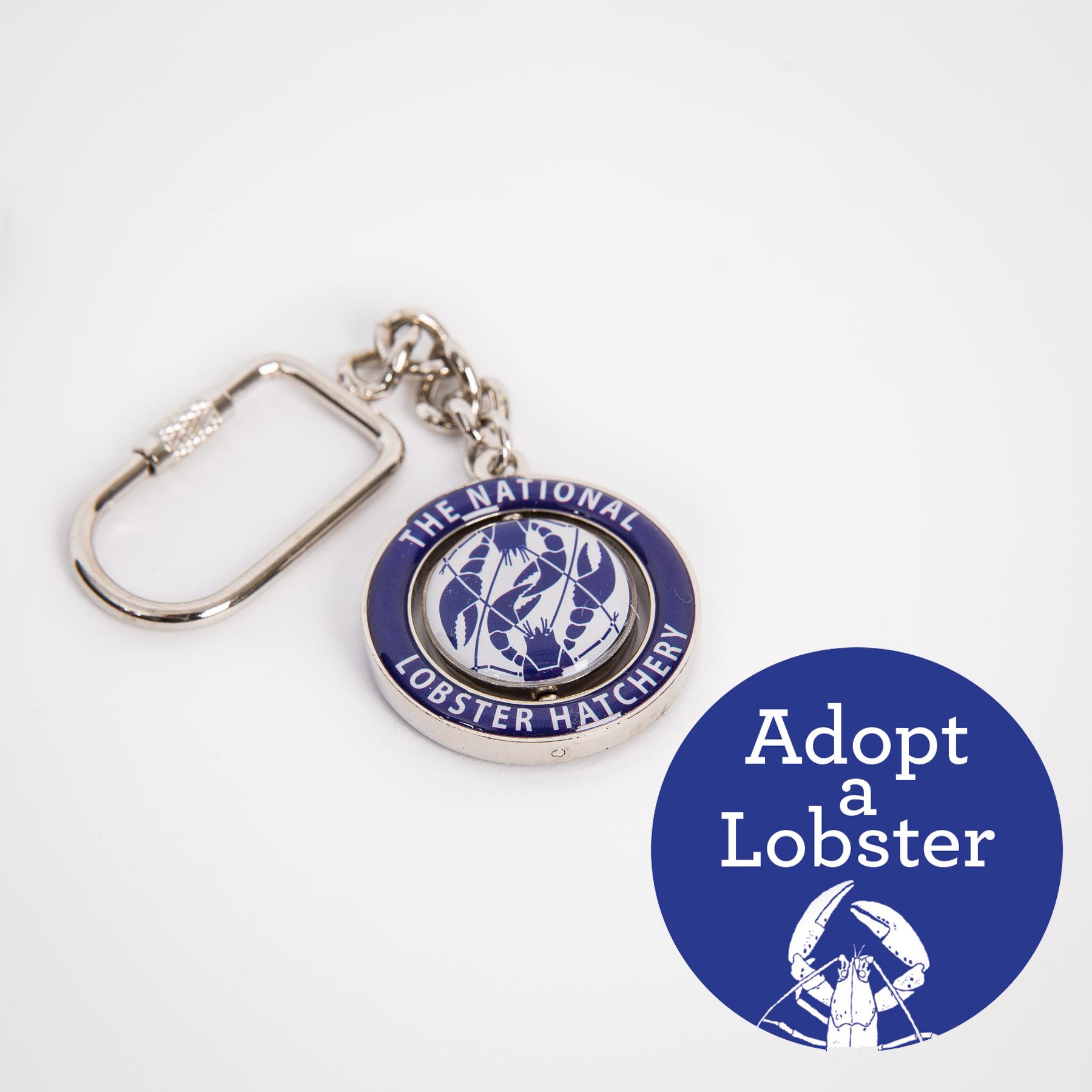 Secret Santa - Adopt a Lobster & NLH Spinner Key Chain 00340