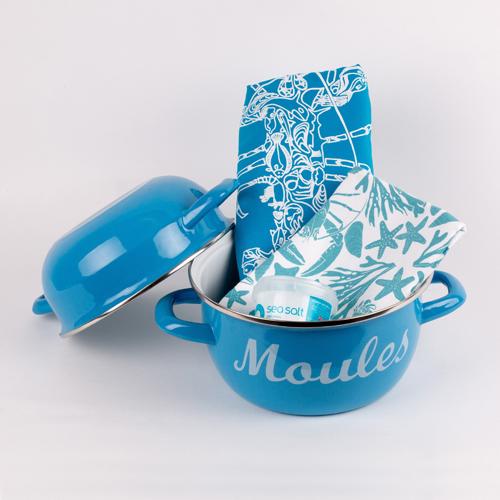 Blue Moules Gift Set 00257