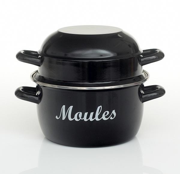 Moules pot