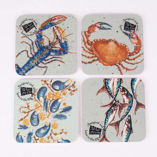 Cornish Coasters by Caroline Cleave 00197
