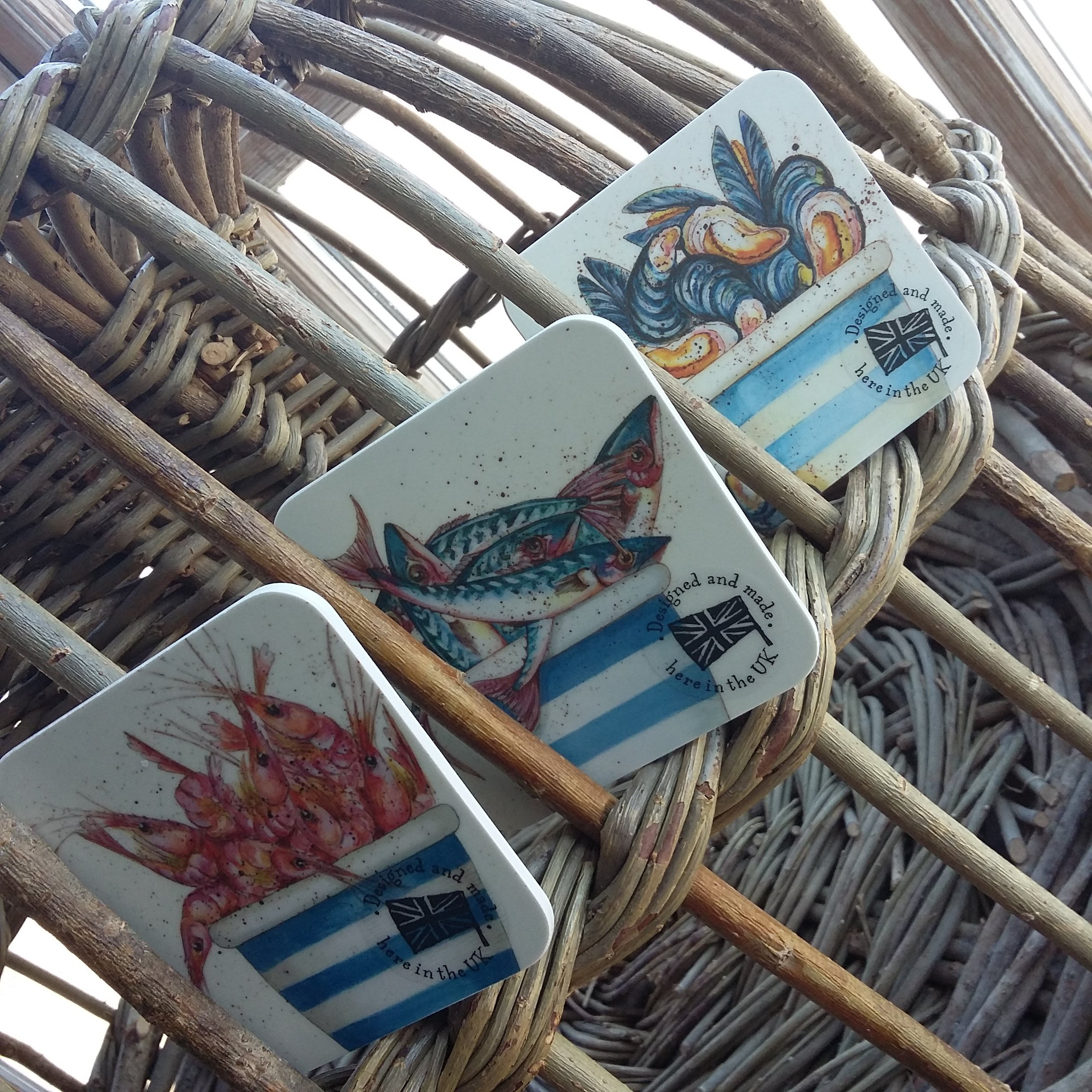 Cornish Coasters by Caroline Cleave 00225
