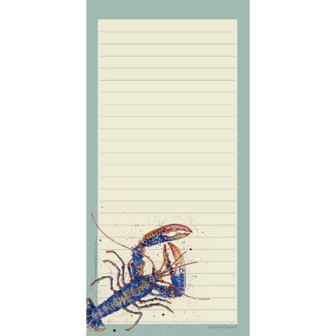 Caroline Cleave Magnetic Notepad - 3 designs 00236