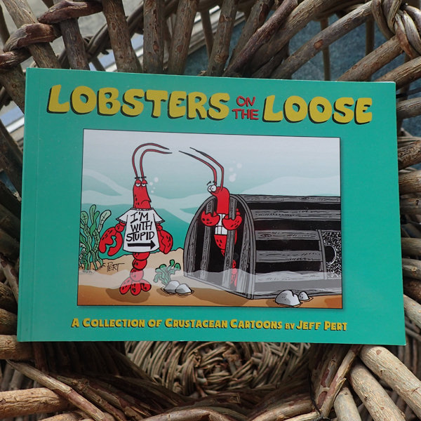 Lobsters on the Loose Cartoon Book 00302