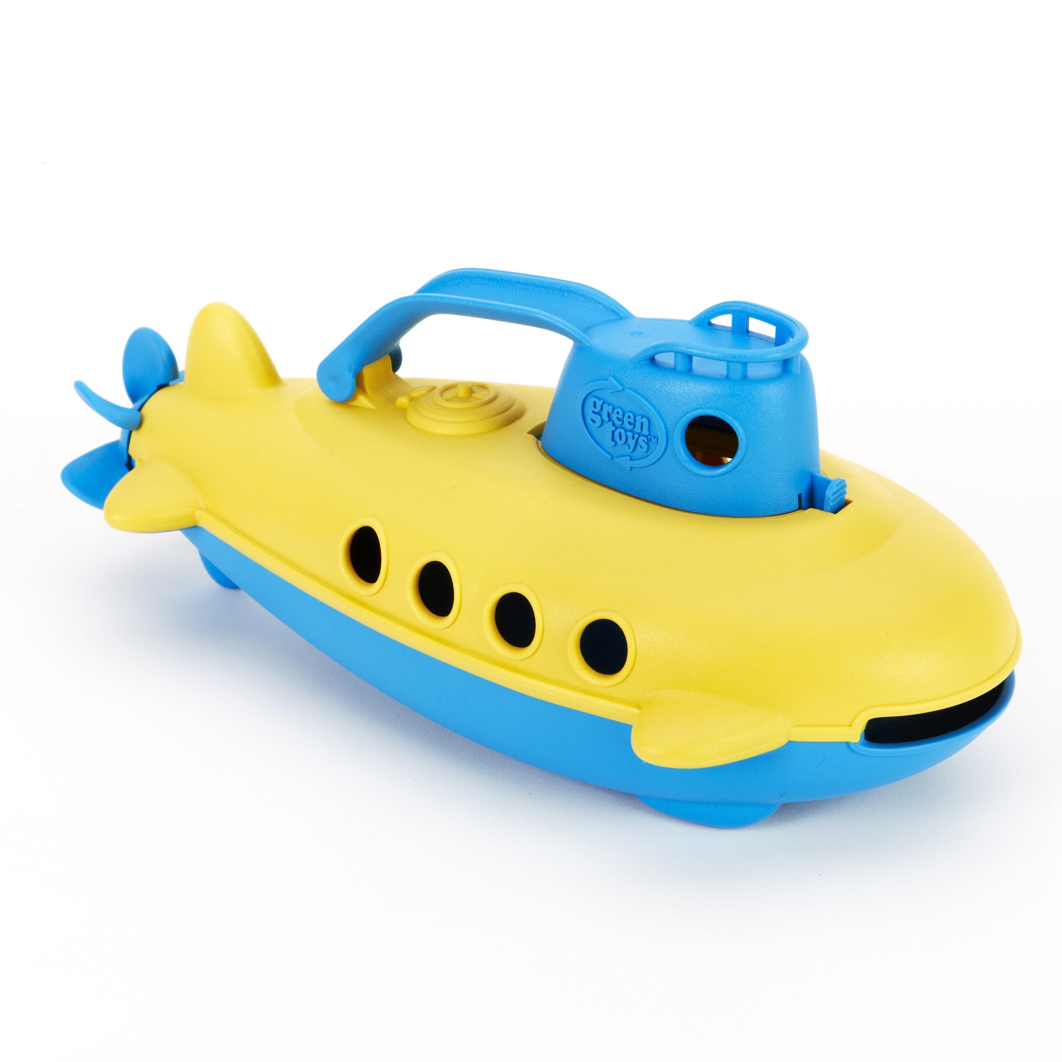 Submarine Blue
