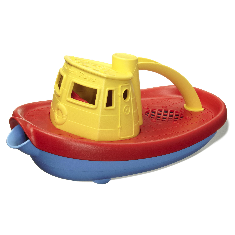 Tugboat Yellow