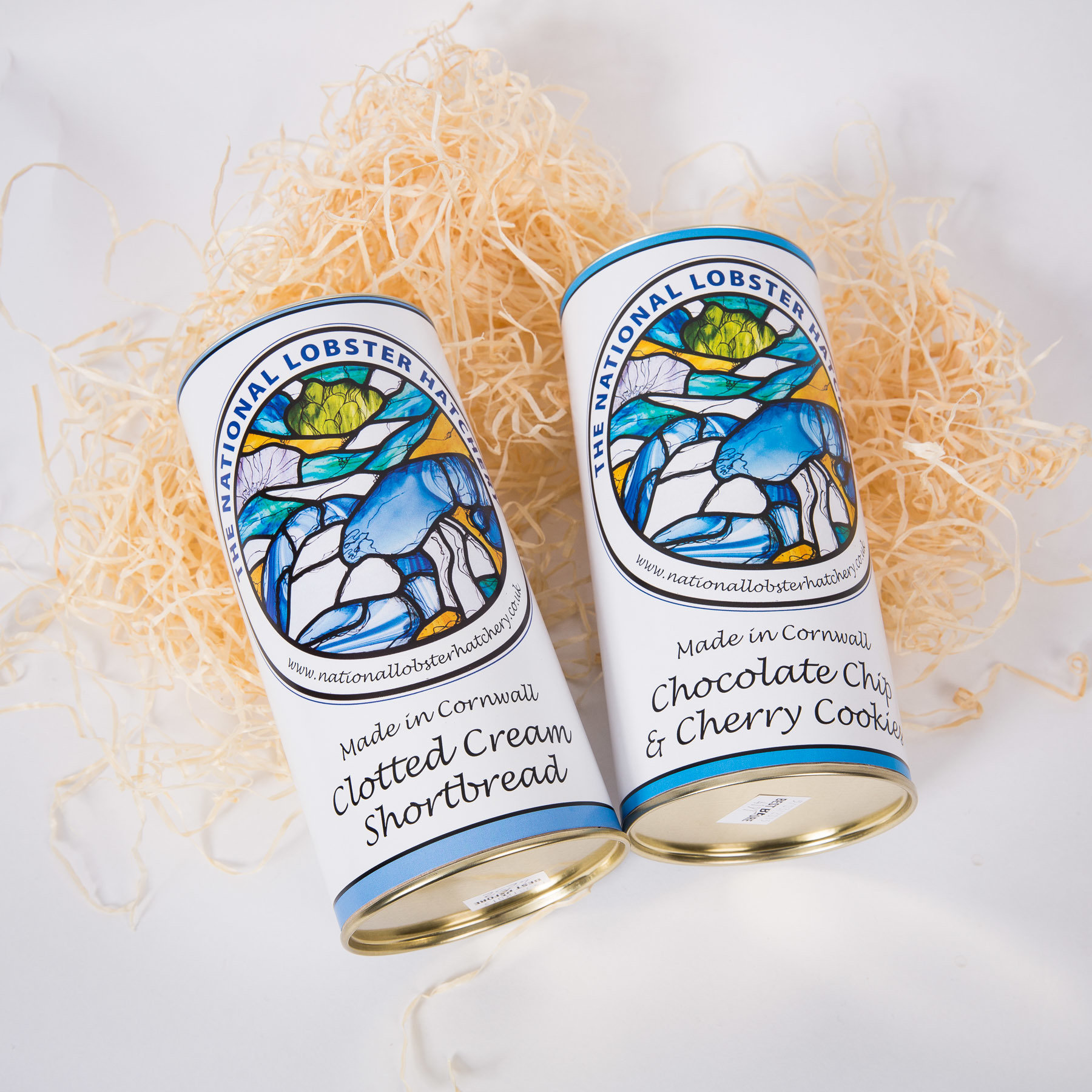 Cornish Clotted Cream Shortbread 00122