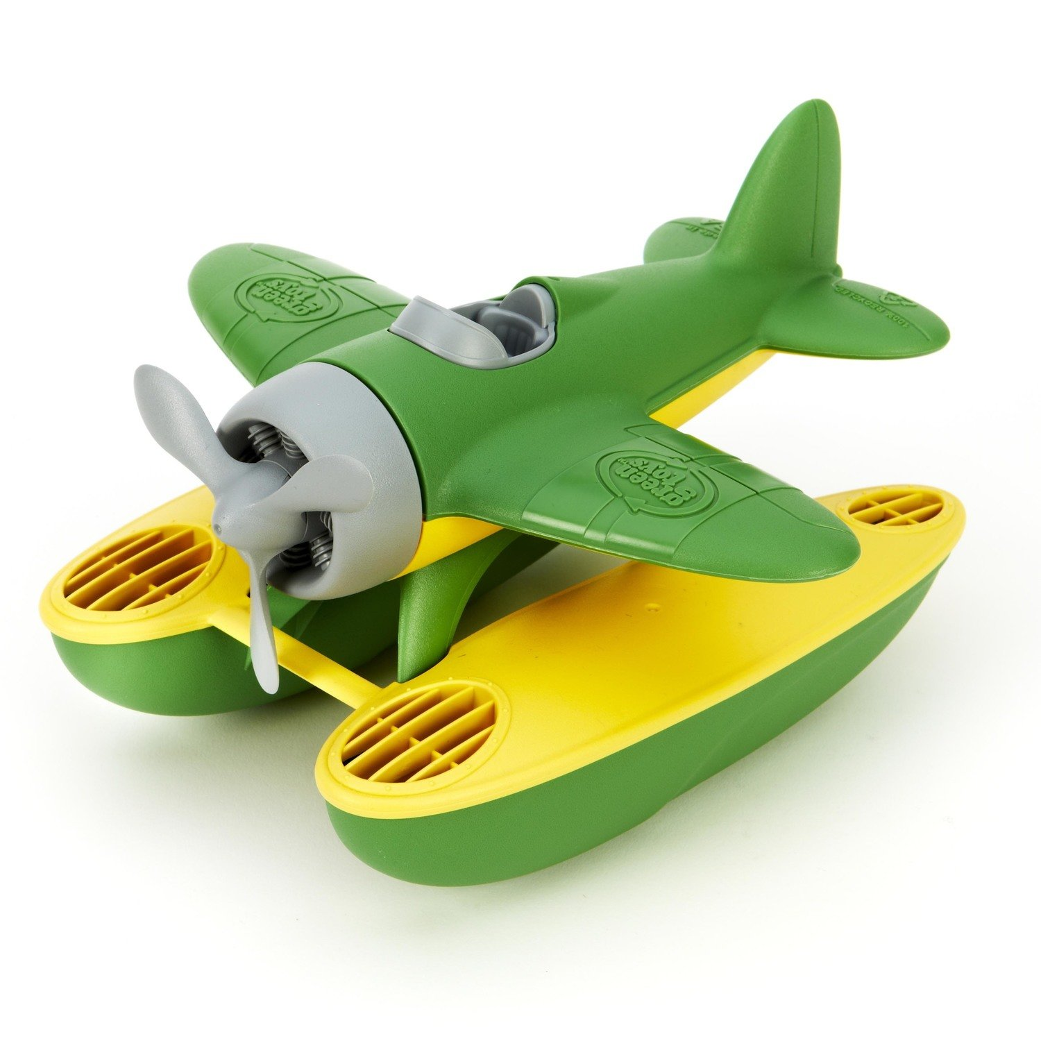 Seaplane (made from 100% recycled milk cartons)