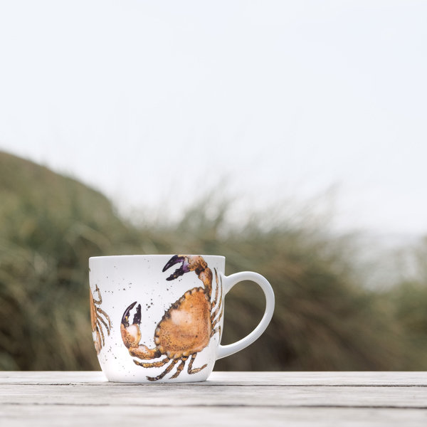 Caroline Cleave designs, Set of 3 mugs