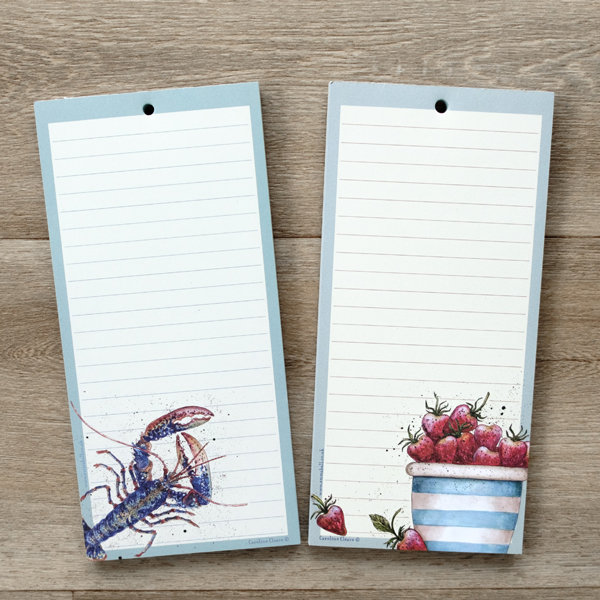 Caroline Cleave Magnetic Notepad - 4 designs