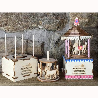 Fabulous Musical Carousel
