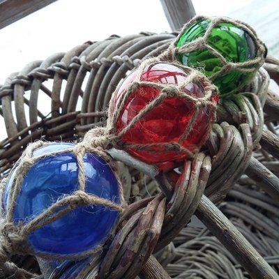 Multi Buy Glass Buoys (Set of 3)